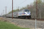 MARC train 612(20) at Bengies, MD