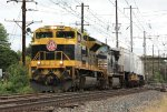 NS 1069 and train 24M