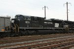 NS Penn Central heritage locomotve 1073