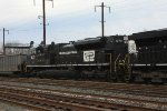 NS Penn Central heritage locomotive 1073