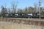 Triple headed GP38-2's
