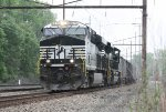 NS 8075 and train 590