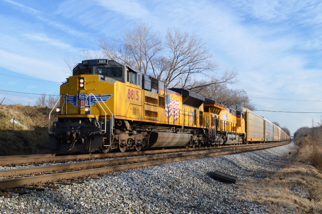 Uncle Pete helps the CSX