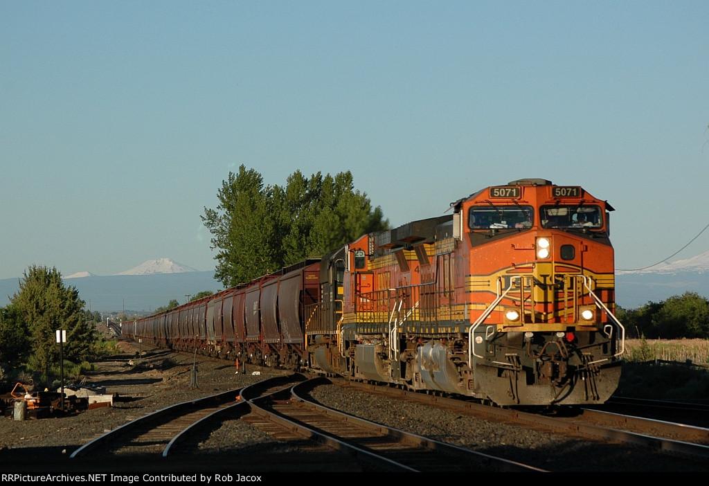BNSF 5071 North