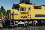 BNSF 6964 in 1998