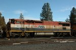 BCOL 4602 on the BNSF