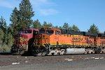 BNSF 7649 & 642 North