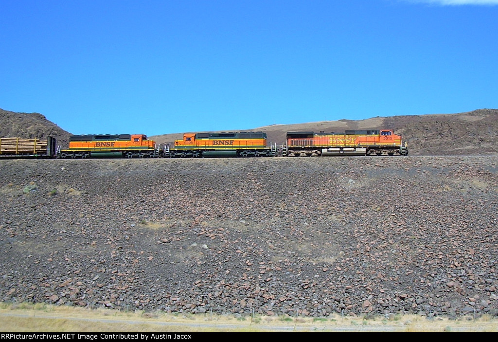 BNSF 5015