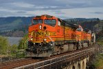 BNSF 4069 Bridge