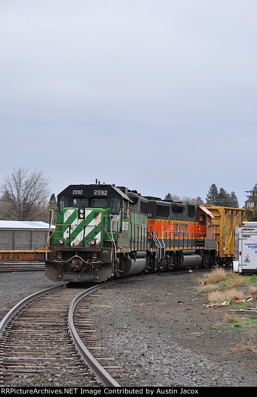 BNSF 2092