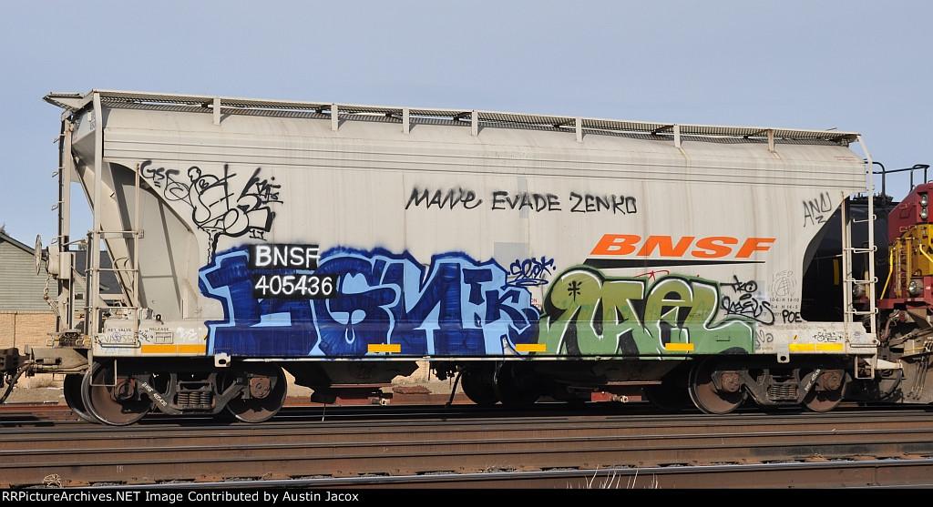 BNSF 405436