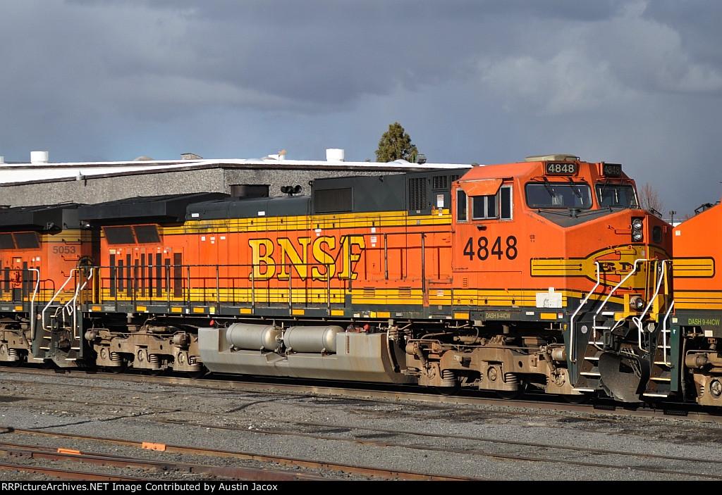 BNSF 4848