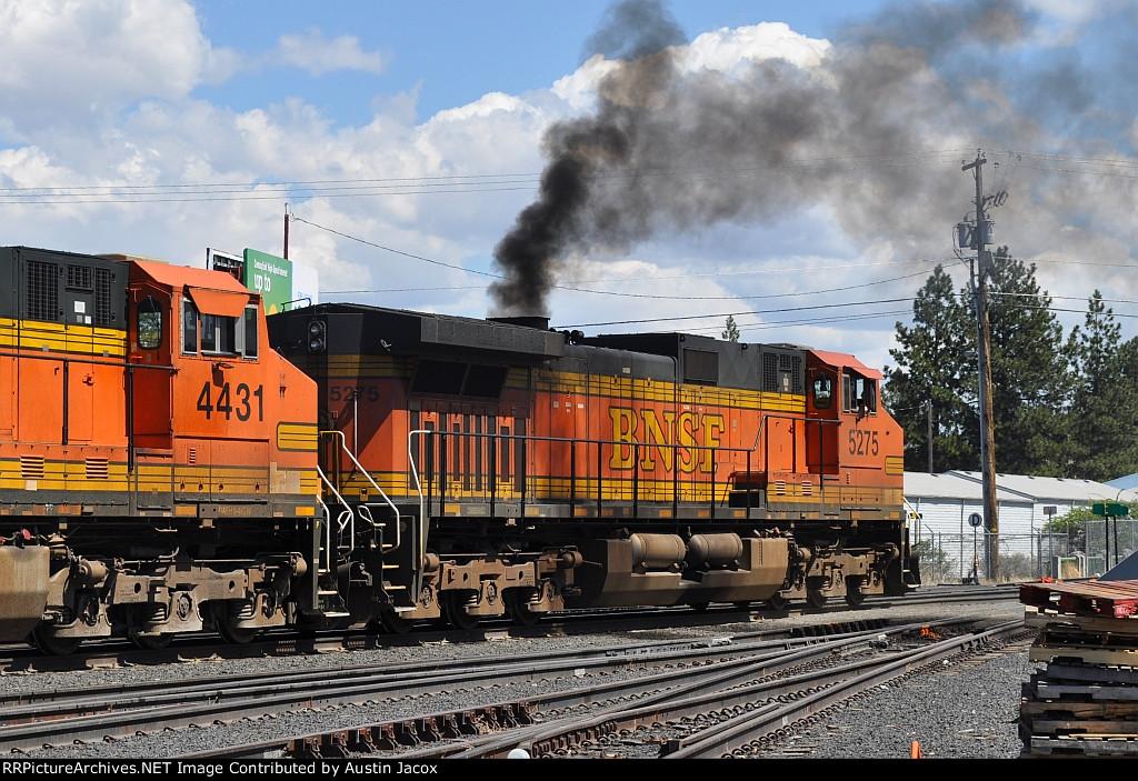 BNSF 5275