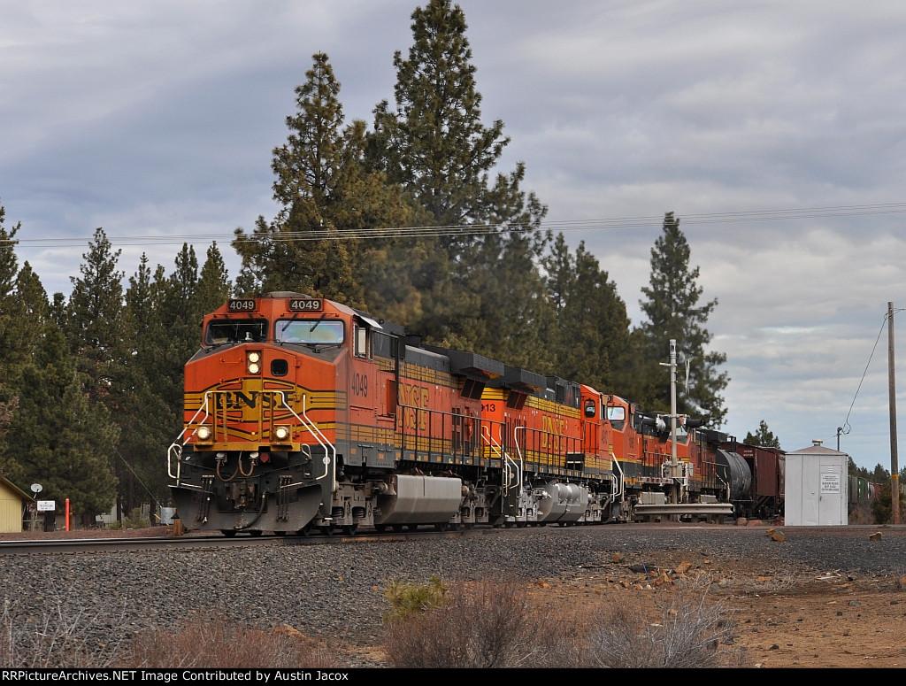BNSF 4049