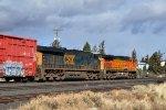 CSX 5342 BNSF 5054