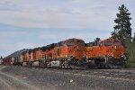 BNSF 6697 & BNSF 7210