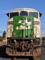 BNSF 8144