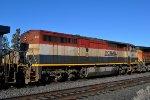 BC Rail C40-8M