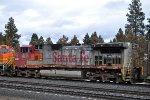 BNSF 614