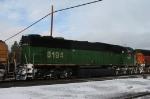 BNSF 8194