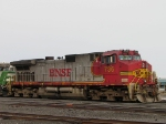 BNSF 736 Parked