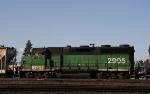BNSF 2905