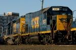 CSX 1537 & 8815