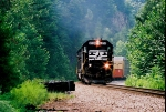 N/B NS Train
