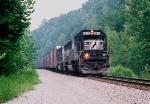 S/B NS Train