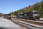 NS Trains 54A & 179