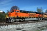 BNSF 6291 ES44AC