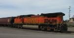 BNSF 4019 DPU