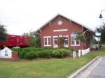 Jacksonville Depot on Railroad Street