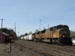 UP 4970 mixed freight