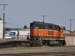 BNSF 2326 Parked