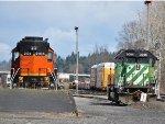 BNSF 2104 BNSF 2096