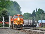 BNSF 4122 Grain