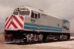 Caltrain F40PH #904