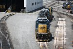 More SD40-2's