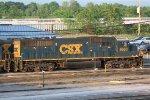 CSX 8663