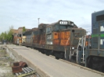SOO 543 Ex Milwaukee Road