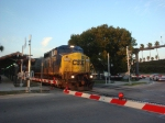 CSX Q453-13 thru Hollywood
