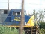 CSX O721-06 Idled at Miami International Mall