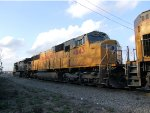 UP 4643 on NS 210