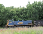 CSX 1153 Switching Baldwin Yard