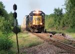 CSX 8566 NB Manifest on the CSX Callahan Sundivision (S-Line)