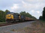 CSX 518 NB Coal Empties