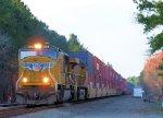 UP 4708 & UP 7743 CSX Train Q181-23