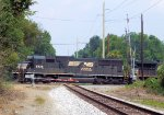 NS 2536 at Grand Crossing (Jacksonville)