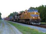 UP 7919, NS 9856, CSX 1202 CSX Train X609-22